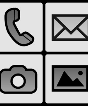 Big Launcher phone icons