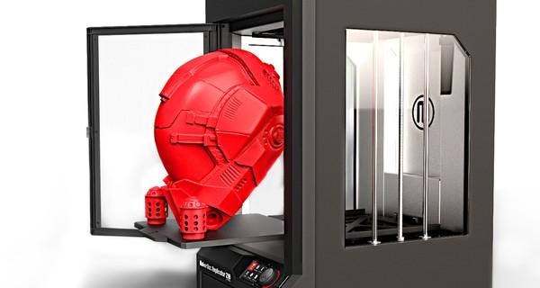 A MakerBot® Replicator® Z18 3D Printer