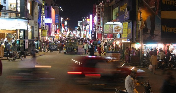 Bangalore, where one of the Tactical Technology Collective offices is based.