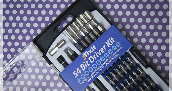 An iFixit kit