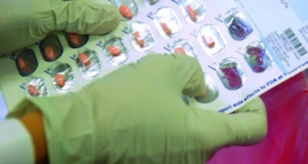 tabs of pills