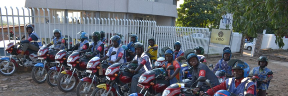 What a Rwandan motorcycle taxi startup can teach Uber